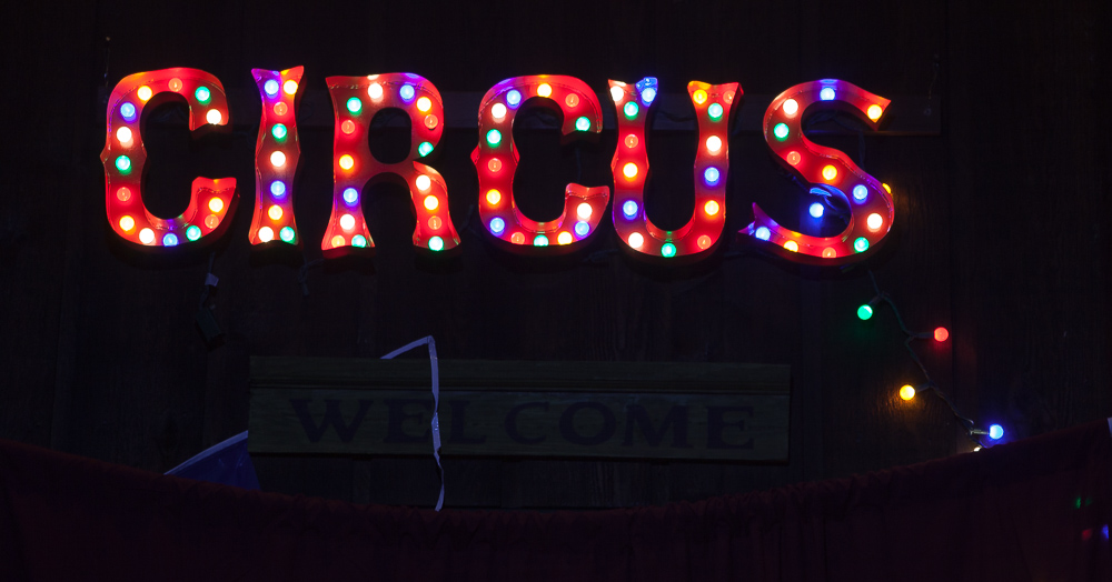 how to make a lighted marquee sign