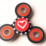 Valentine's spinners