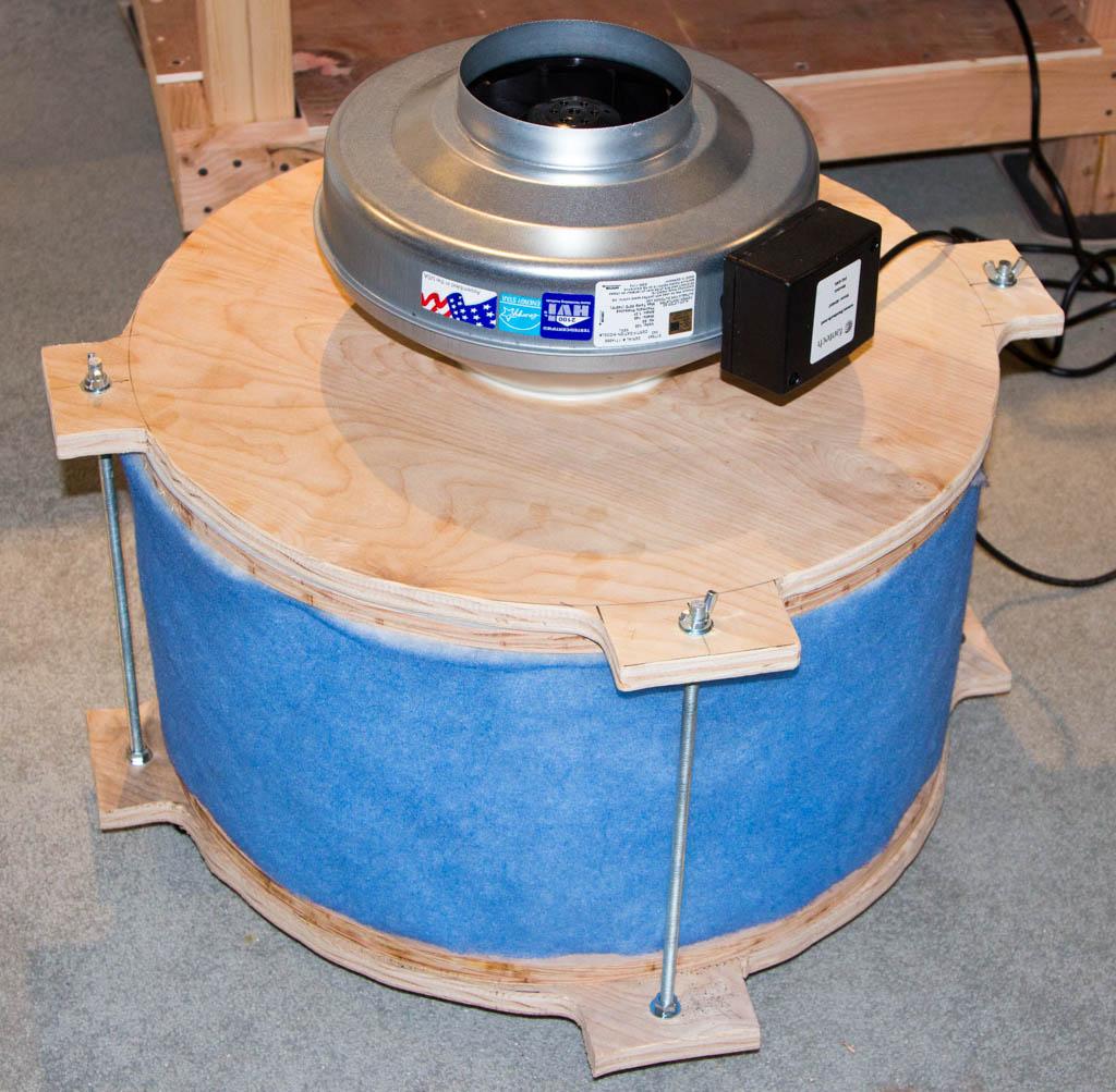 Diy Fume Extractor For Laser Cutter Lensdigital